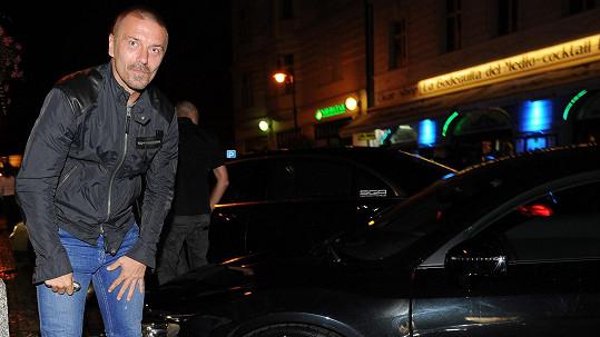 Tomáš Řepka není ukázkový řidič.