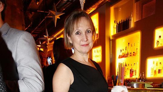 Milena Steinmasslová si premiéru snímku MY 2 nemohla nechat ujít.