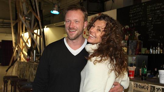 Eva Jeníčková a Viktor Tauš