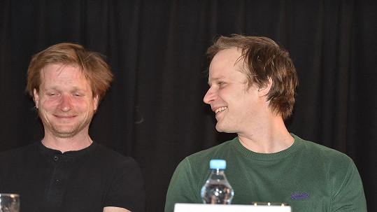 Bratři Hádkovi byli nominovaní za nejlepší mužský herecký výkon.