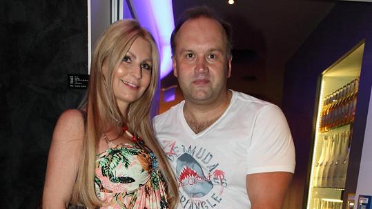 Marek Vít s přítelkyní mají prvního společného potomka.