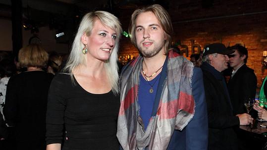 Anna Polívková a Michal Kurtiš jsou pořád zamilovaní.