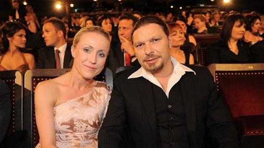 Petr Kolář s manželkou Zuzanou se rozvádí.