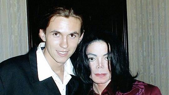 Michael Jackson s Mattem Fiddesem.