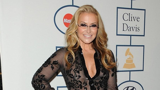 Anastacia na Producer Guild of America Awards v Beverly Hills.