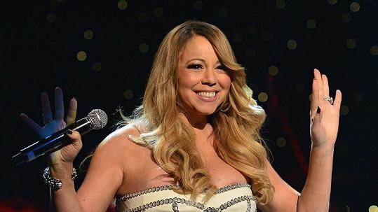 Mariah Carey o faux pas zprvu nevěděla.