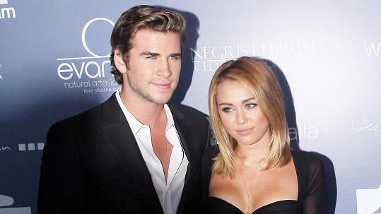 Miley a Liam se opět přesvědčili, že k sobě nepatří.