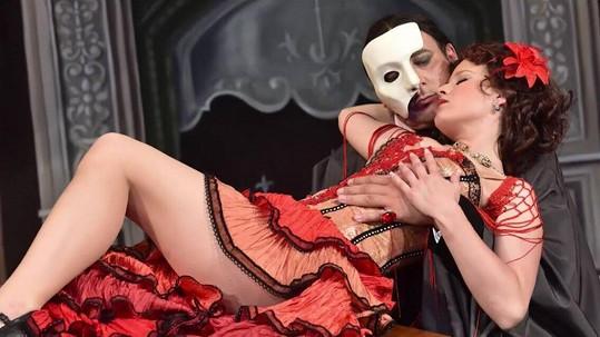 Marian Vojtko a Michaela Gemrotová si zahrají dnešní premiéru.