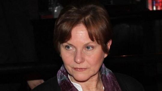 Marta Vančurová se po letech ukázala na veřejnosti.