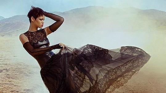 Rihanna touží po pořádném muži, který by zvládl její temeprament.