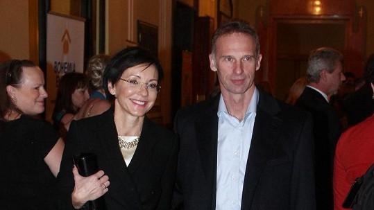 Dominik Hašek a Libuše Šmuclerová oznámili rozchod.