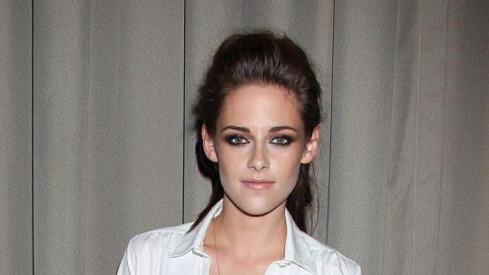 Kristen Stewart má obavy o svůj život.