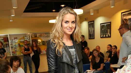 Gabriela Gunčíková hledala nové členy do své kapely.