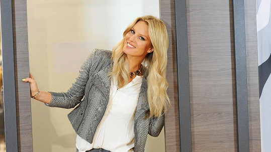 Simona Krainová bude po dlouhé době v televizi ve vlastním pořadu.