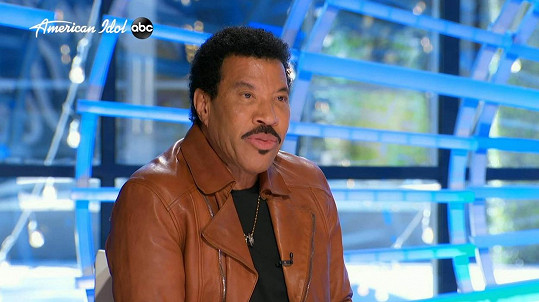 Lionel Richie je jedním z porotců talentové show American Idol (archivní foto)