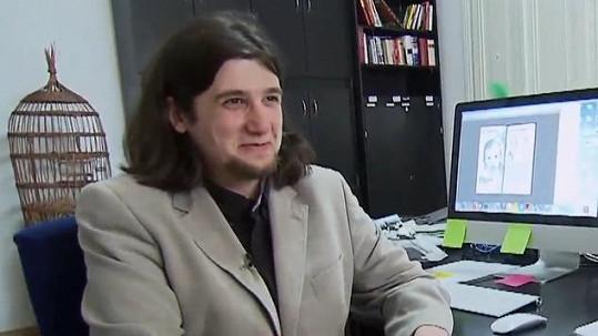 Jorik Jakubisko geny po rodičích nezapře.