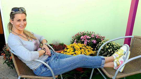 Monika Marešová před měsícem přestala užívat antidepresiva.