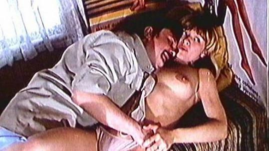 Jana Paulová se odhalila ve filmu Únos Moravanky.