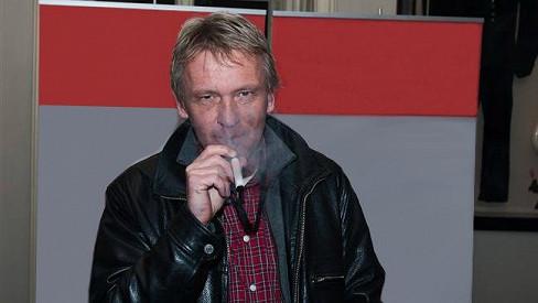 Kouření v kostele