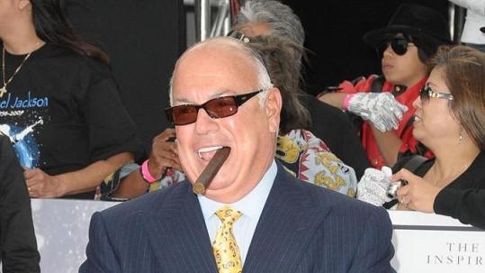 Manažer Michaela Jacksona Frank DiLeo.