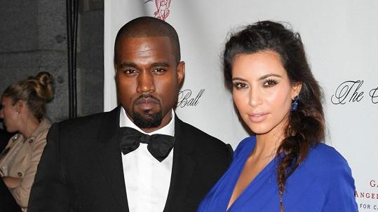 Kim Kardashian a Kanye West se chtějí co nejdříve vzít.