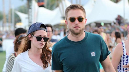 Robert Pattinson se dal znovu dohromady s Kristen Stewart a před světem už nic netají.
