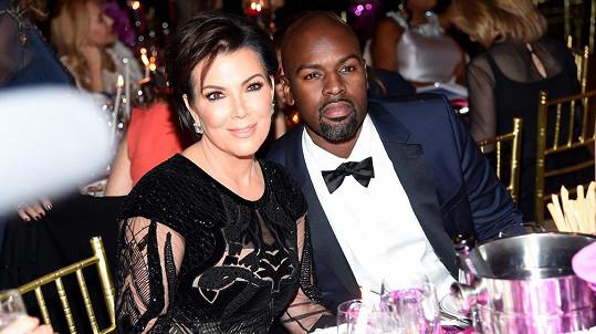 Kris Jenner a Corey Gamble se rozešli.