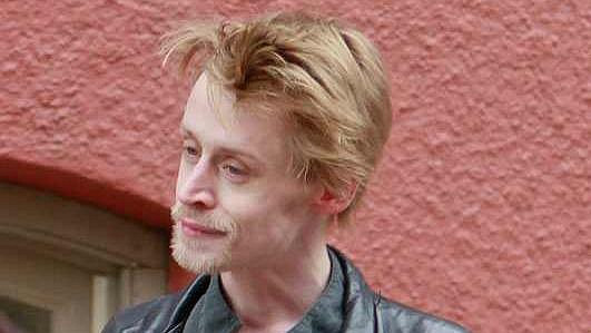 Macaulay Culkin v New Yorku.