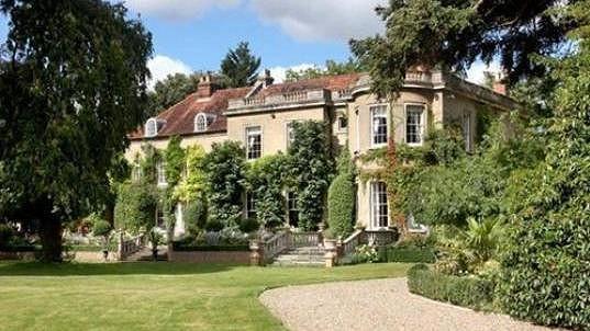 Nové venkovské sídlo Amal Alamuddin v Oxfordshire