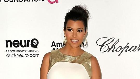 Kourtney Kardashian se stala podruhé maminkou.