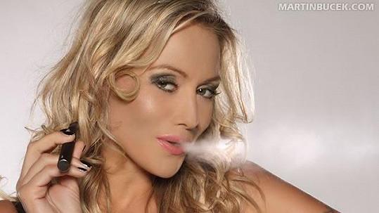 Martina Gavriely je ve svých 33. letech neuvěřitelně sexy.