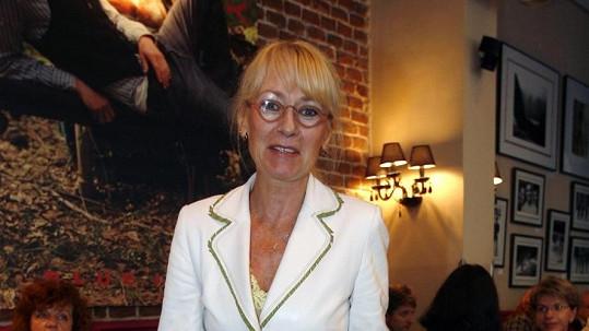 Kateřina Macháčková na archivní fotografii.
