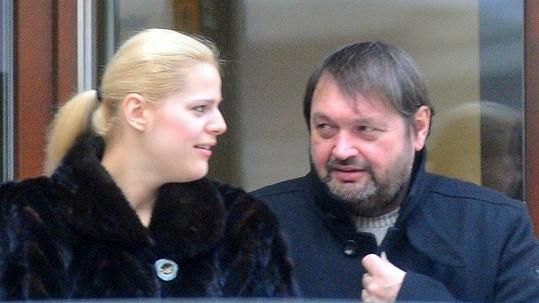 Ornella Štiková a Josef Kokta.