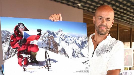 Český horolezec má nečekané rekordy.