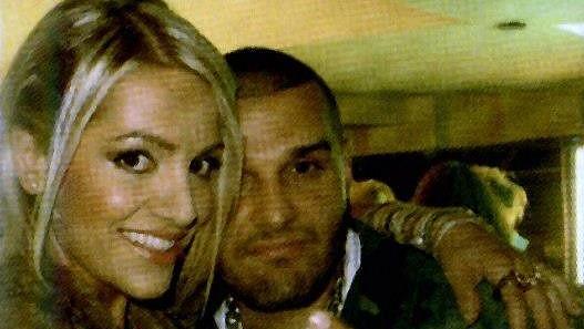 Dara a Patrik na první společné fotce. Psal se rok 2006.