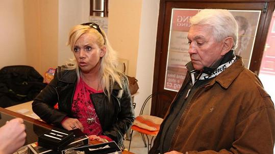 Hanka Krampolová a Jiří Krampol.