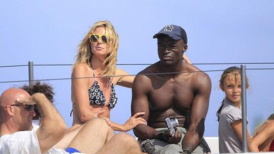 Heidi Klum promluvila o rozpadu manželství se Sealem.