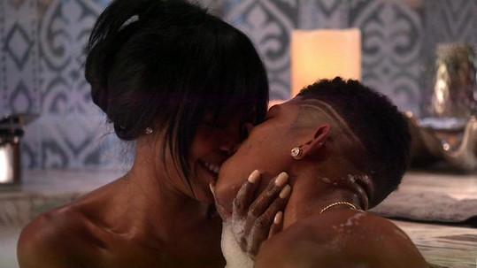 Naomi v odvážné scéně seriálu Empire
