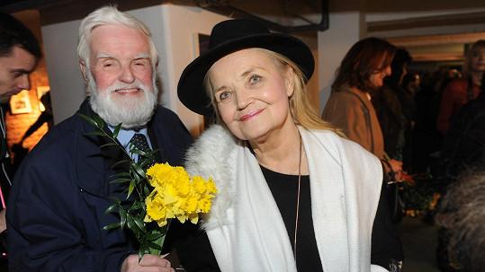 Gabriela Vránová zemřela v sobotu ráno ve věku 78 let.