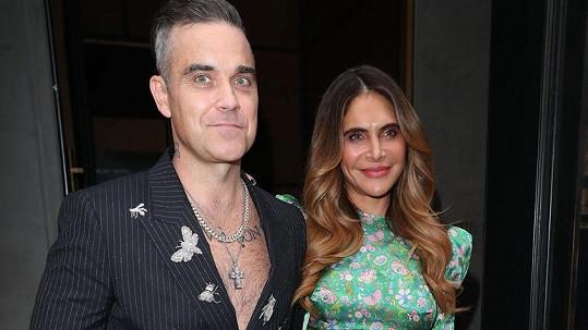 Robbie Williams a jeho žena Ayda se stali čtyřnásobnými rodiči.