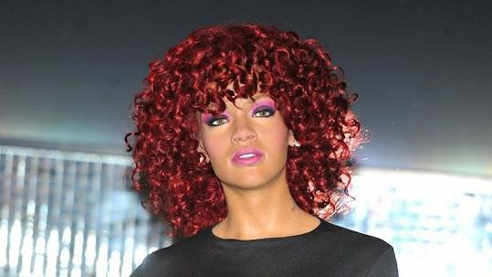 Vosková Rihanna vypadá stejně dobře jako originál.