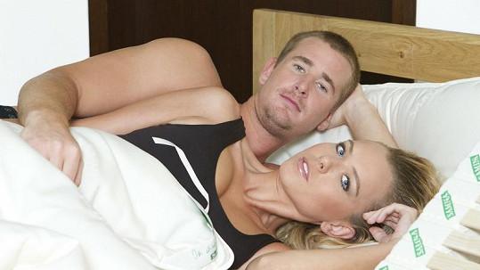 Veronika Machová a Roman Červenka už tvoří manželský pár.
