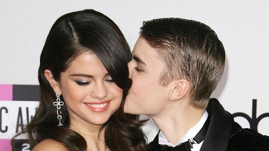 Justin Bieber a Selena Gomez