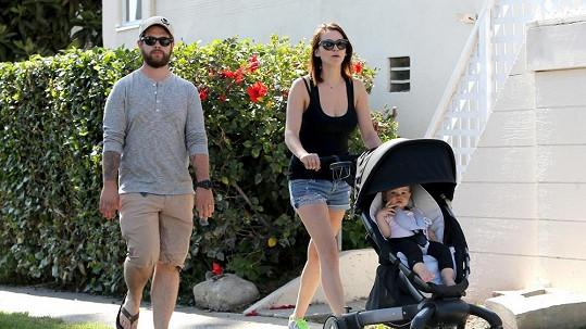 Jack Osbourne a Lisa Stelly čekají další dítě.