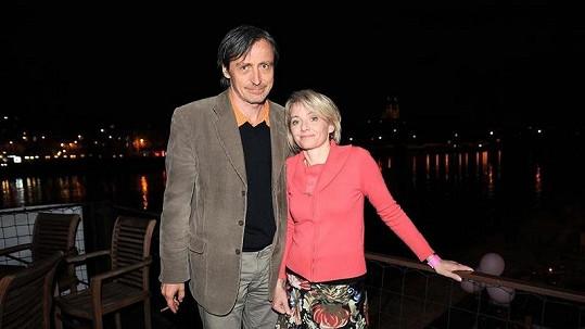 Veronika Žilková a Martin Stropnický.