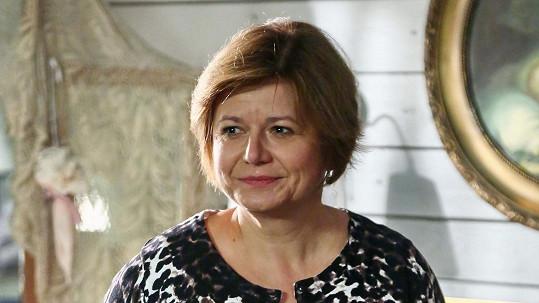 Ivana Andrlová by si přála, aby byl letošní rok lepší než ten loňský