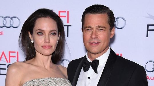 Brad Pitt a Angelina Jolie ještě stále nejsou rozvedeni.