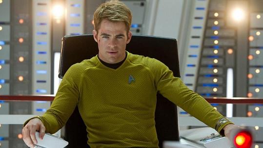 Chris Pine ve Star Treku