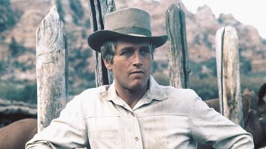 Paul Newman ve filmu Butch Cassidy a Sundance Kid