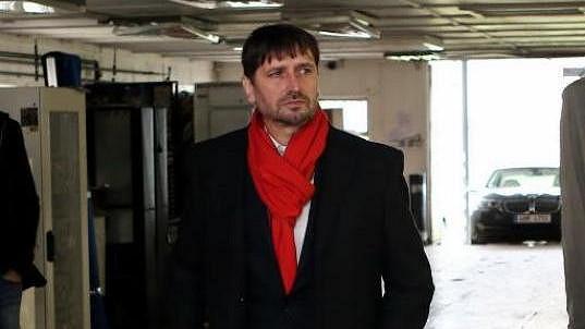 Ivan Jiřík si zahraje mafiána.